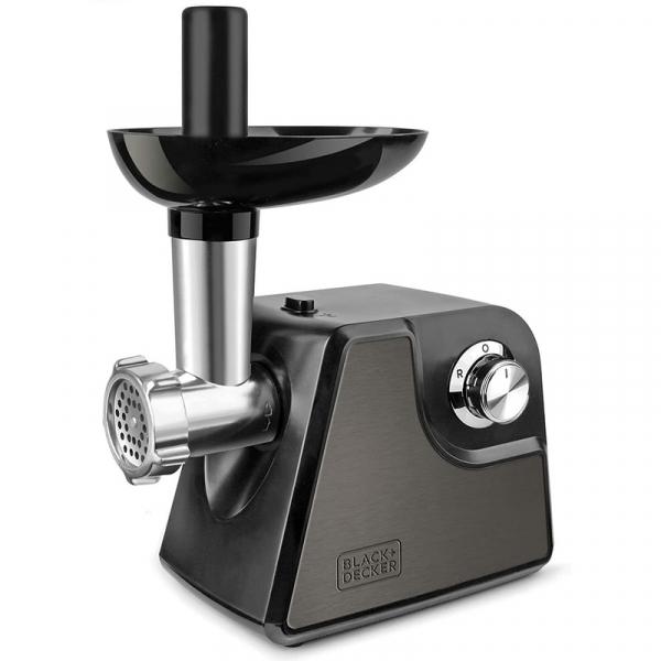Masina de tocat BXMMA1000E Black Decker B+DES9150020B, 300 W poza casaidea 2021