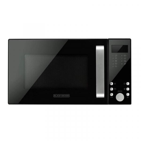 Cuptor cu microunde BXMZ900E Black & Decker B+DES9700050B, 23 l, 900 W 1