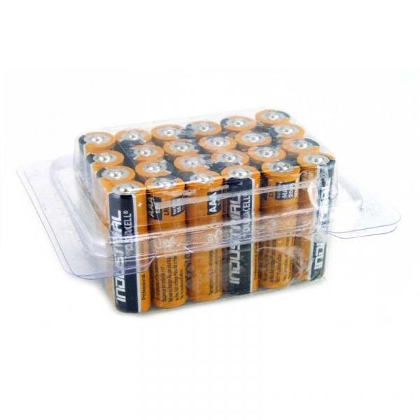 Set baterii AAA Duracell DCEL5036446808226, 24 bucati imagine 2021 casaidea.ro