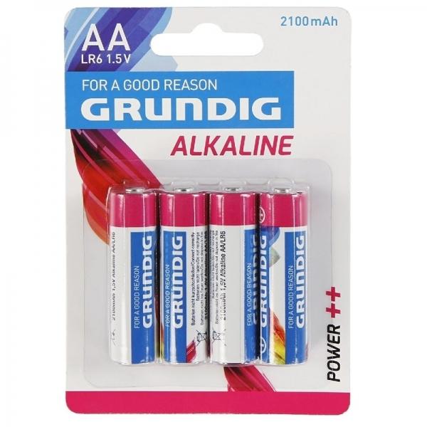 Baterii GRUNDIG 4 bucati( 468121)