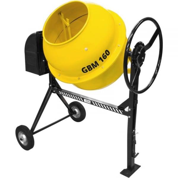 Betoniera GBM 160 Guede GUDE55456, 160 L, 800 W( 511025)