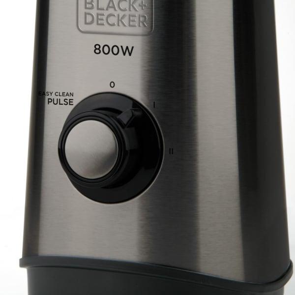Blender BXJB800E Black & Decker B+DES9120020B, 800 W, 1.5 l 1
