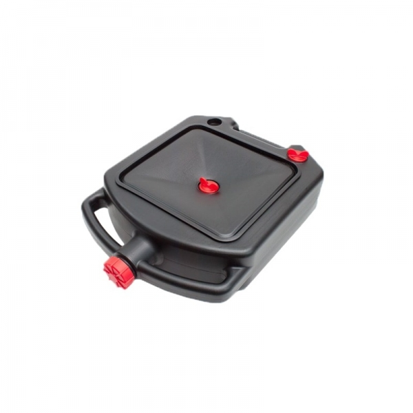 Canistra plastic pentru combustibil (4 L) cu 3 guri DEMA 68815