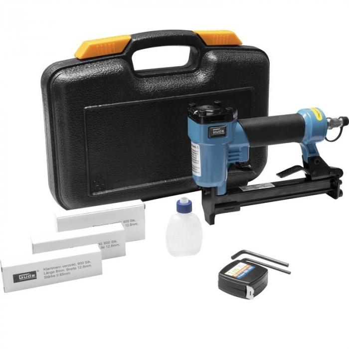 Kit capsator pneumatic KN 14 Guede GUDE40088, 8-14 mm, 1800 capse poza casaidea 2021