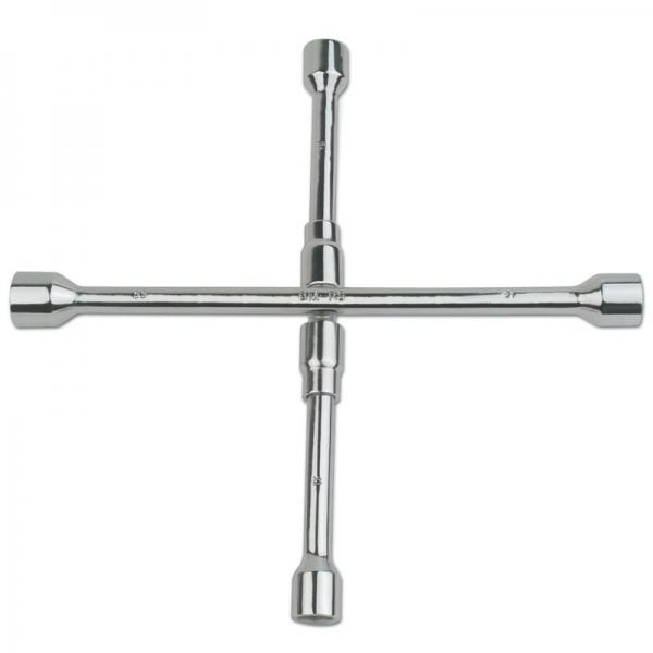 Cheie pentru roti Mannesmann M16000, 17-23 mm, pliabila imagine 2021 casaidea.ro