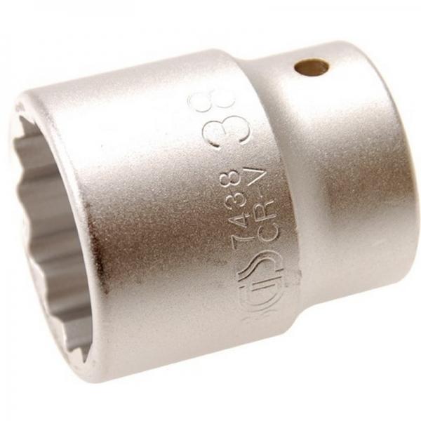 Cheie tubulara Mannesmann M19438, 3 4 , 38 mm imagine 2021 casaidea.ro