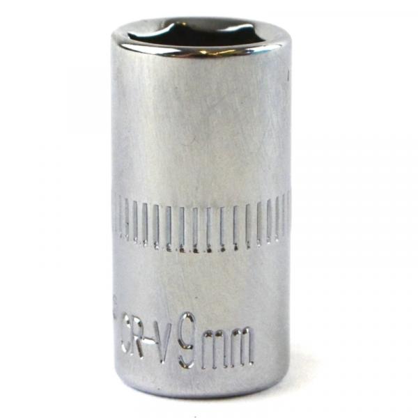 Cap cheie tubulara 1 4 (10mm O14 5mm L25mm) TROY( 467414)