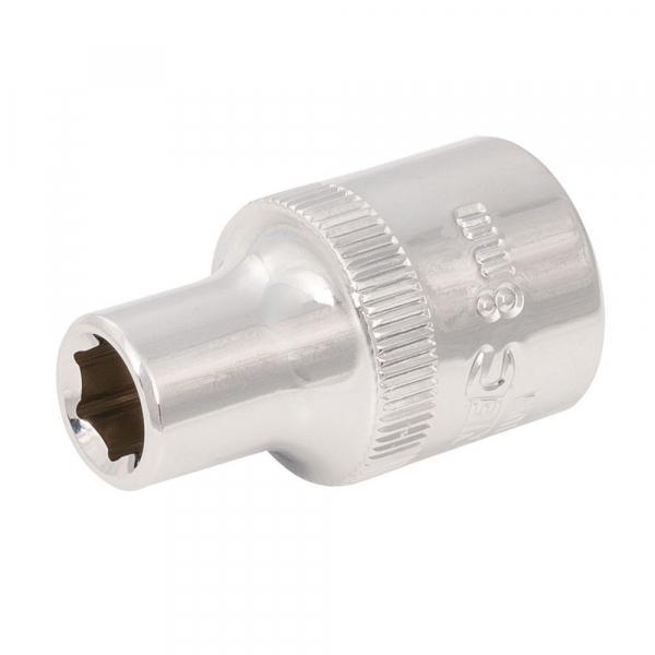 "Cheie tubulara Troy T26180, 1/2"", Ø 8 mm, L 38 mm [0]"