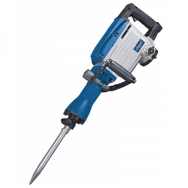 Ciocan demolator HEX AB1600 Scheppach SCH5908201901, 1600 W, 2000 bpm, 50 J casaidea.ro