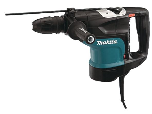 Ciocan rotopercutor SDS-MAX Makita HR4501C, 1350 W, 0-280 rpm, 12.5 J casaidea.ro