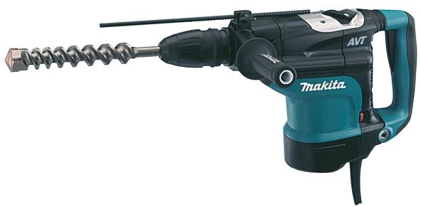 Ciocan rotopercutor anti-vibratii SDS-MAX Makita HR4511C, 1350 W, 0-280 rpm, 12.5 J casaidea.ro