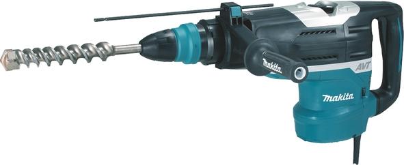 Ciocan rotopercutor SDS-MAX Makita HR5212C, 1510 W, 310 rpm, 19.1 J casaidea.ro