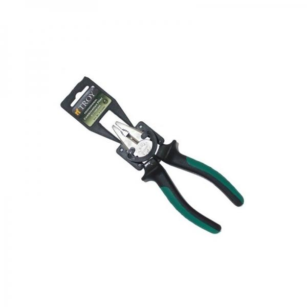 Cleste combinat tip patent Troy T21007, 180 mm 1