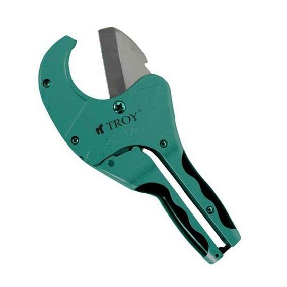 Cleste pentru taiat tevi PVC Troy T27064, O64 mm casaidea.ro