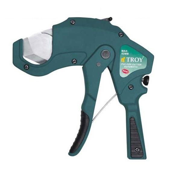 Cleste pentru taiat tevi PVC Troy T27045, O42 mm casaidea.ro