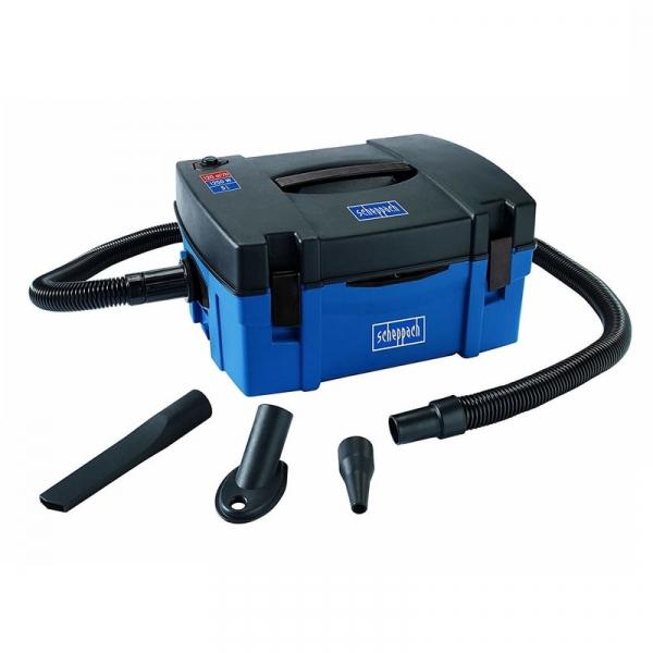 Colector de praf HD2P Scheppach SCH5906301901, 5 litri, 1250 W, 3 in 1( 510808)