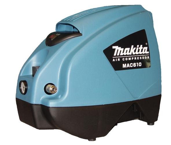 Compresor aer Makita MAC610 500 W 6 L 8 bari title=Compresor aer Makita MAC610 500 W 6 L 8 bari