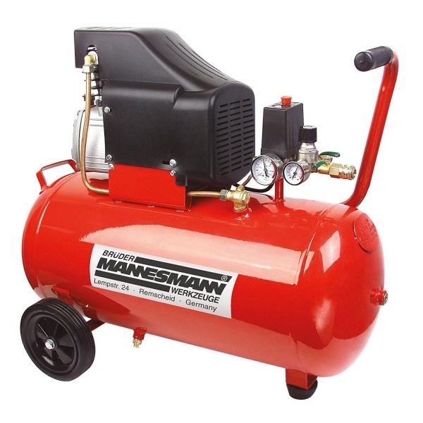 Compresor Mannesmann M12973 1500 W 24 L 8 bari