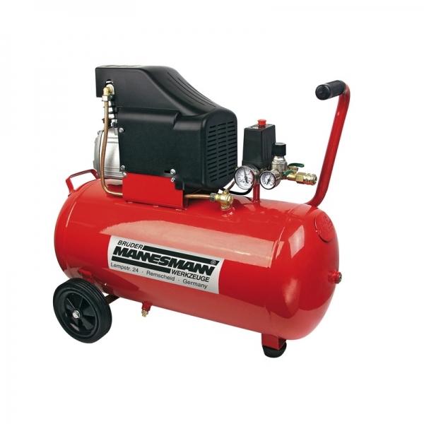 Compresor Mannesmann M12975 1500 W 50 L 8 bari title=Compresor Mannesmann M12975 1500 W 50 L 8 bari