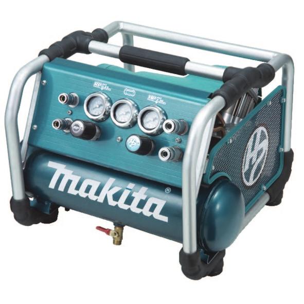 Compresor fara ulei Makita AC310H, 1840 W, 6.2 L, 28 bari casaidea.ro