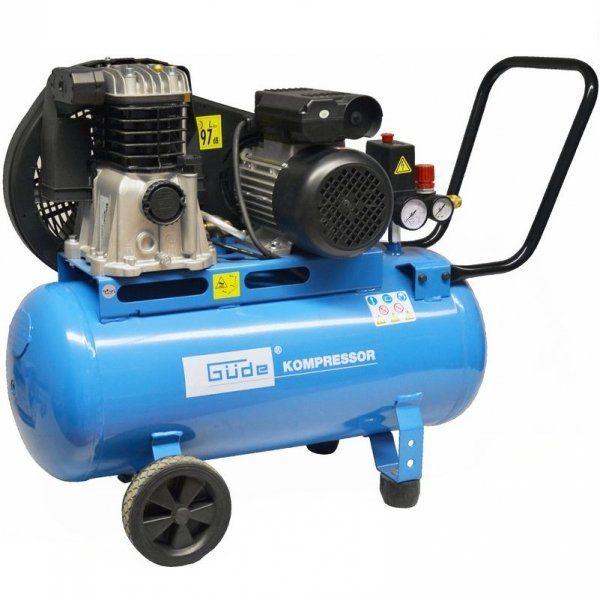 Compresor 335 10 50 Guede GUDE50097, 2200 W, 50 L,10 bari imagine 2021 casaidea.ro