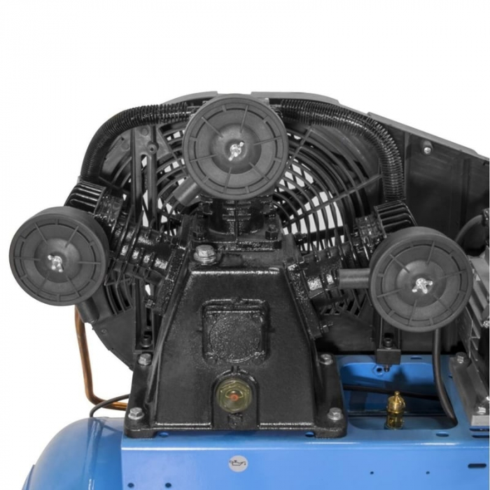 Compresor 550/10/100 Guede GUDE50130, 2200 W, 100 l, 10 bari [4]