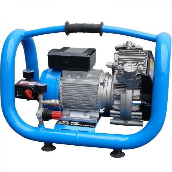 Compresor AIRPOWER 240 10 5 Guede GUDE50096, 1100 W, 5 L, 10 bari poza casaidea 2021