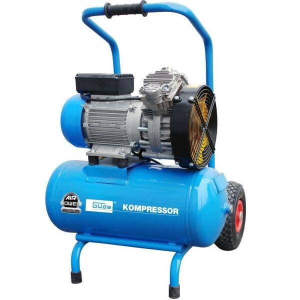 Compresor AIRPOWER 240 10 5 Guede GUDE50094, 1500 W, 25 L, 10 bari poza casaidea 2021