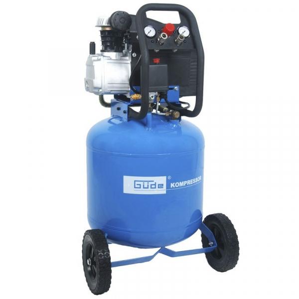 Compresor cu ulei cu un cilindru 220 10 50 Guede GUDE50107, 1800 W, 50 L, 10 bari poza casaidea 2021