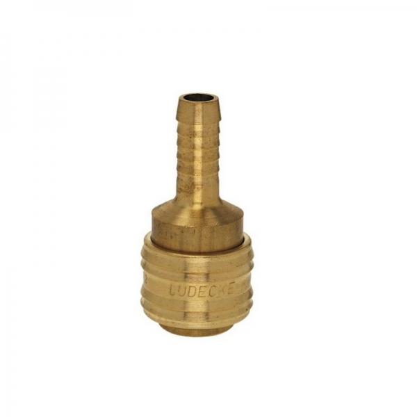 Conector aer comprimat pentru cuplare furtun Ludecke LUDES8T 8mm( 467262)