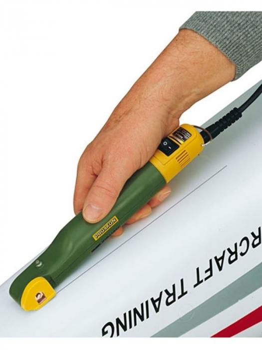 Cutter electric rotativ mini Micromot MIC Proxxon PRXN28650, 40 W, 20000 rpm 2