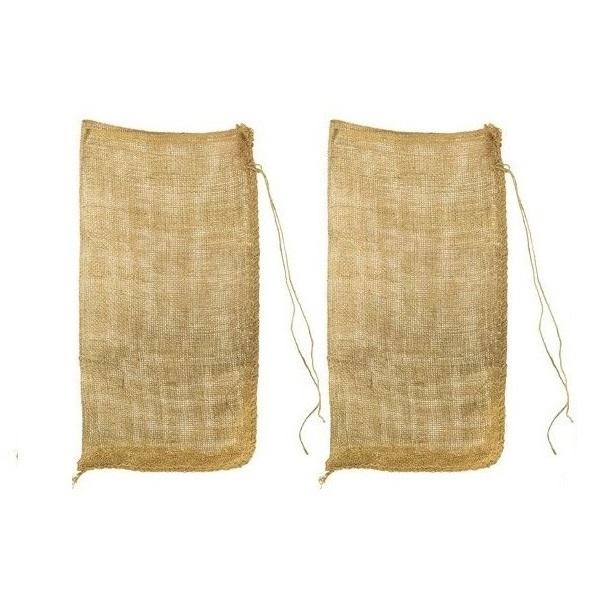 Set de saci din iuta Dema DEMA15602, 65x115 cm, 2 bucati DEMA