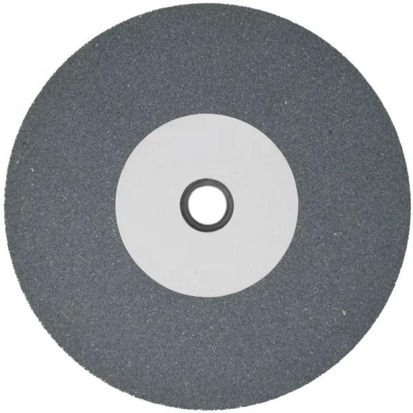 Disc abraziv pentru polizor de banc Mannesmann M1230-G-200, O200 mm, granulatie mare casaidea.ro