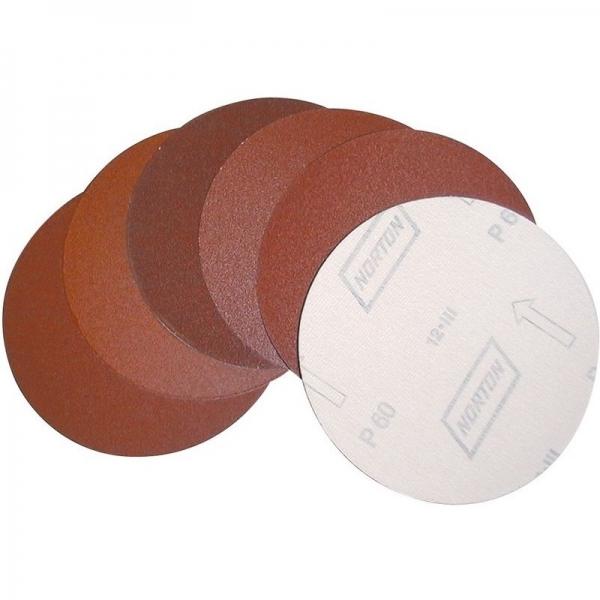 Set discuri abrazive Velcro pentru lemn Guede GUDE22141 K 80 3 bucati( 469309)