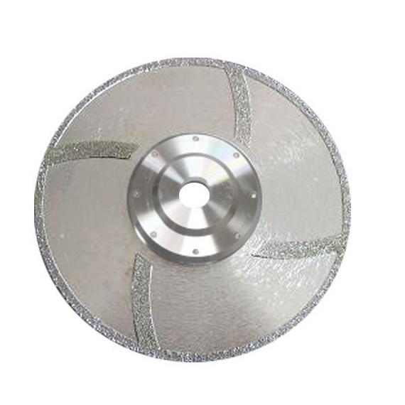 Disc pentru fierastrau circular, taiere marmura, zidarie, beton Wert W2714-180, O180x22.2 mm casaidea.ro