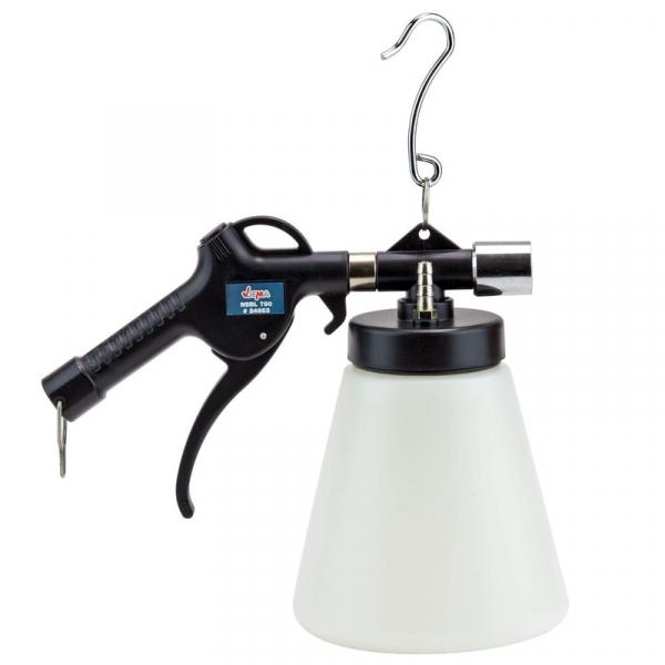 Dispozitiv pneumatic de aerisire/schimbare lichid de frana NSBL 750 Dema DEMA24953, 0.75 l 0