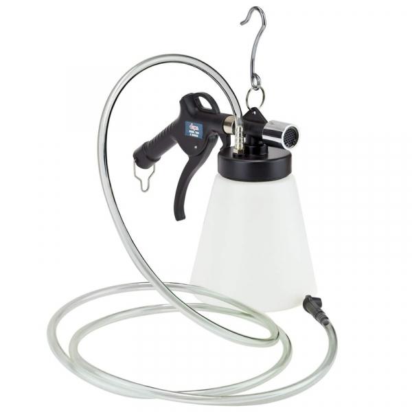 Dispozitiv pneumatic de aerisire/schimbare lichid de frana NSBL 750 Dema DEMA24953, 0.75 l 1