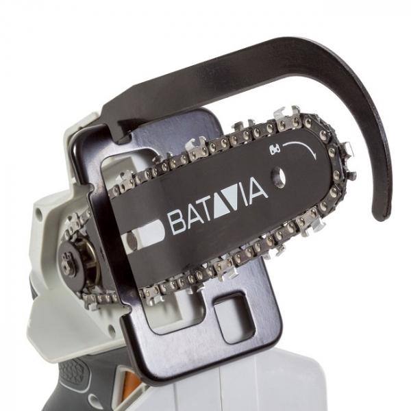 Drujba electrica fara acumulator NEXXSAW Batavia BTV7063578, 18 V, 2920 rpm 3