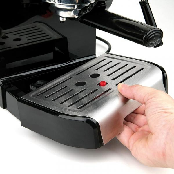Espressor manual BXCO1200E Black&Decker B+DES9200010B, 1200W 9