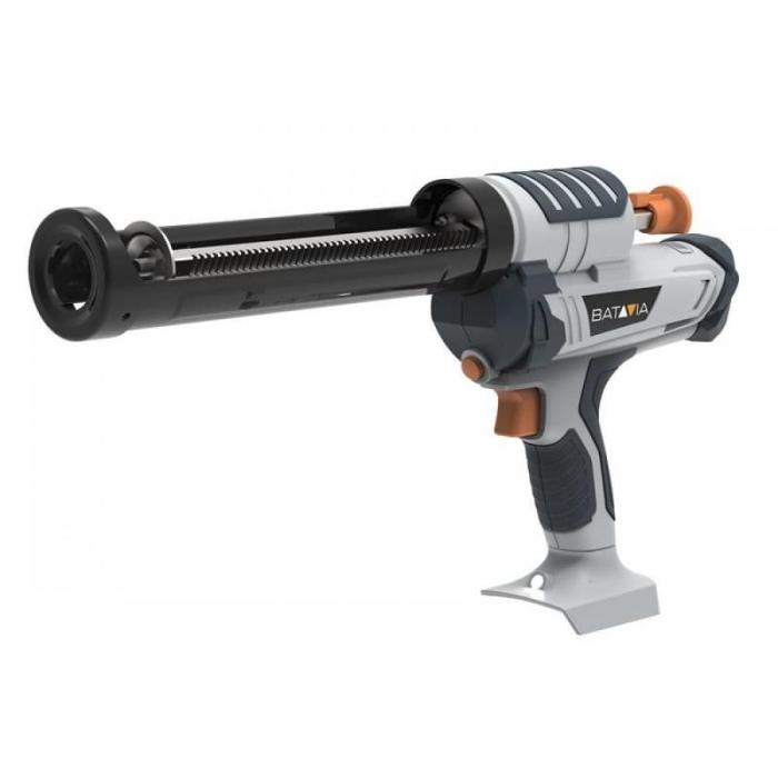 Pistol pentru silicon fara acumulator 18 V Maxxpack Collection Batavia BTV7063439, 300 ml poza casaidea 2021