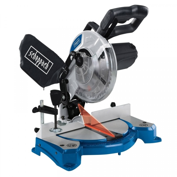 Fierastrau circular vertical cu laser HM80L Scheppach SCH3901105915, 1500 W, 210 mm( 510848)