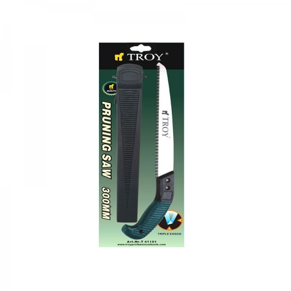 Fierastrau de mana pliabil pentru gradinarit Troy T41103, 160 mm 1