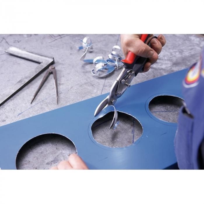 Foareca de taiat tabla, taiere pe stanga Bessey D16L BES82033000D16L, 240 mm [2]