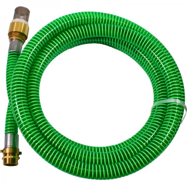 Furtun de aspirare cu filtru KA7P pentru pompe de gradina 7 m GUDE( 469110)