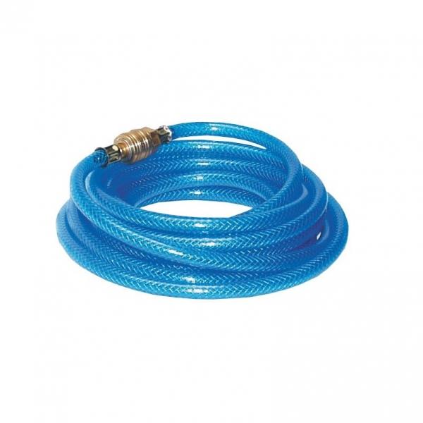 Furtun aer comprimat din PVC cu insertie textila Guede GUDE41407, 10 m, 13 mm casaidea.ro