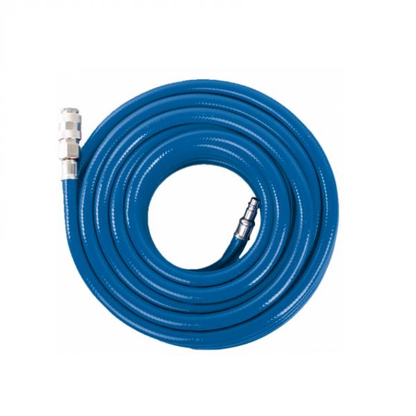 Furtun aer comprimat din PVC cu insertie textila Scheppach SCH7906100711, 15 m, O14 mm casaidea.ro