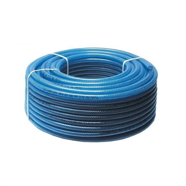 Furtun aer comprimat din PVC cu insertie textila 50 m Guede GUDE02820 6 mm title=Furtun aer comprimat din PVC cu insertie textila 50 m Guede GUDE02820 6 mm