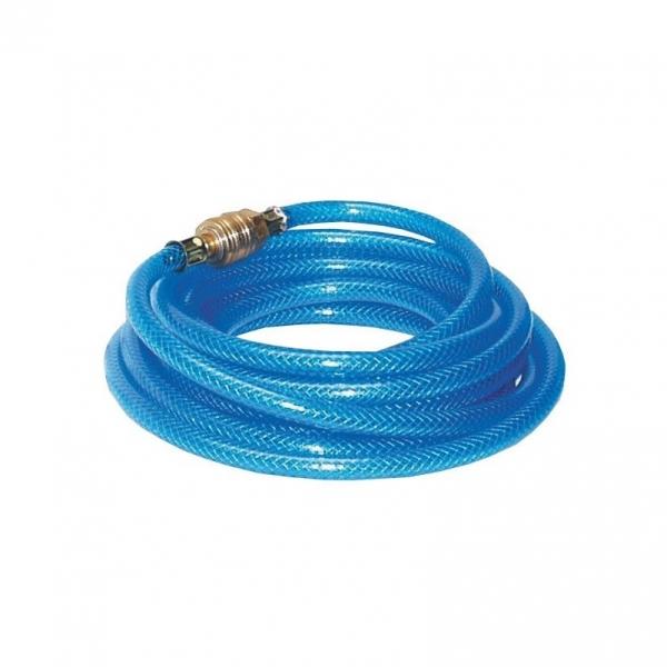 Furtun aer comprimat din PVC cu insertie textila Guede GUDE41406, 10 m, 9 mm casaidea.ro
