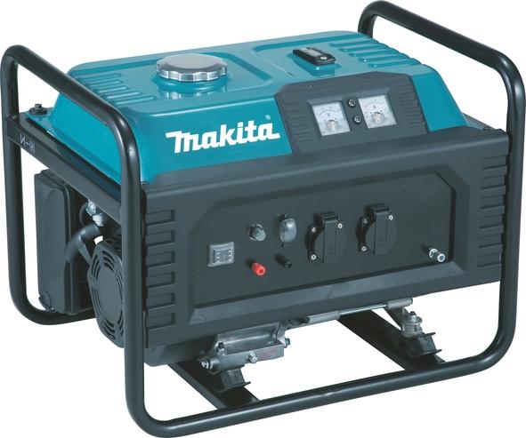 Generator de curent pe benzina Makita EG2850A, 2800 W, 12 V, 8.3 A casaidea.ro