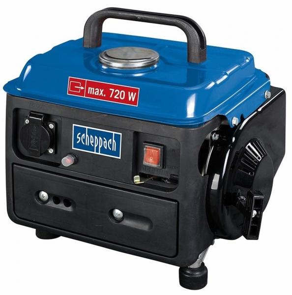 Generator de curent pe benzina SG950 Scheppach SCH590620901, 720 W casaidea.ro
